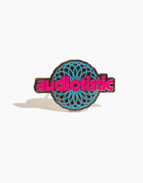 Audiotistic So Cal 2019 Soundwave Pin