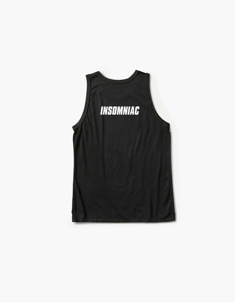 All Are Loved Here Tank Black