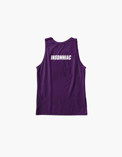 All Are Loved Here Tank Purple
