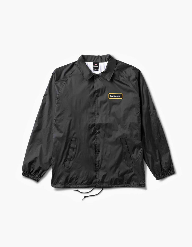 Audiotistic 2018 - So Cal - Frequency Coach Jacket