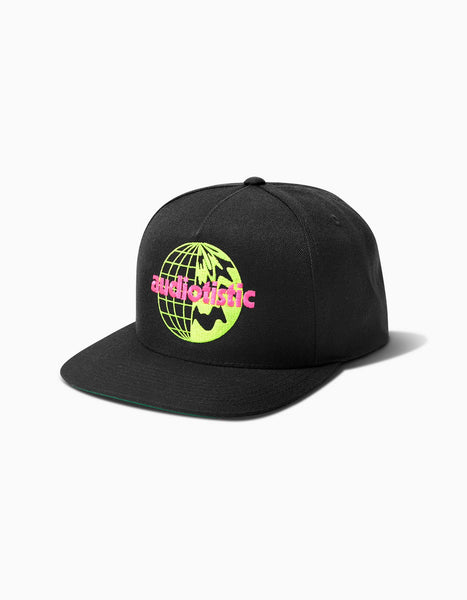 Audiotistic Filtration Snapback Hat