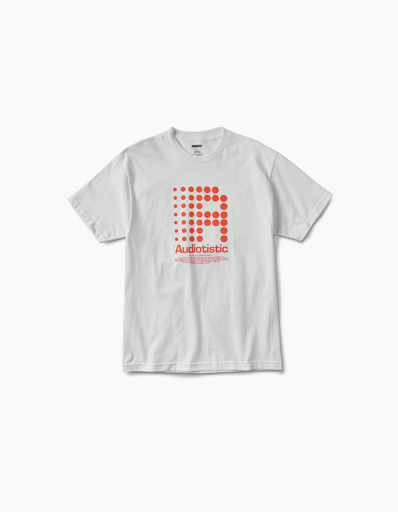 Audiotistic Modular 2018 SF Line Up Tee White