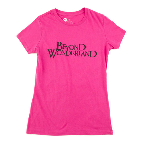 Beyond Wonderland Logo T-shirt