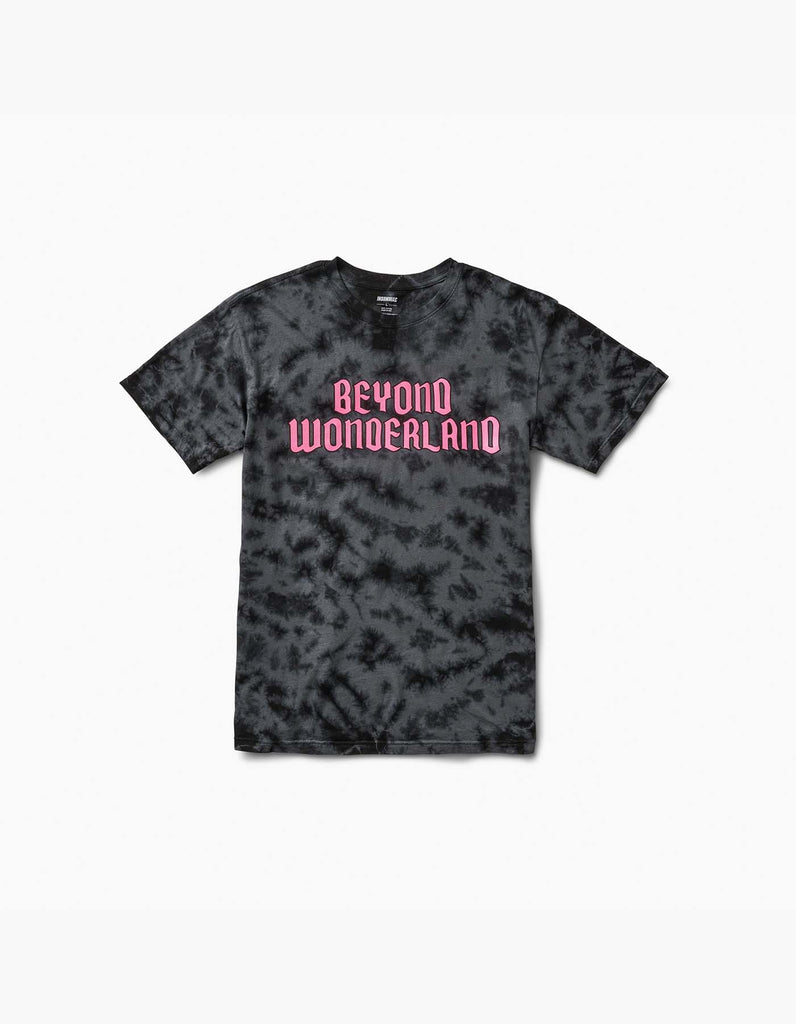 Beyond Wonderland Utopia Tee Black