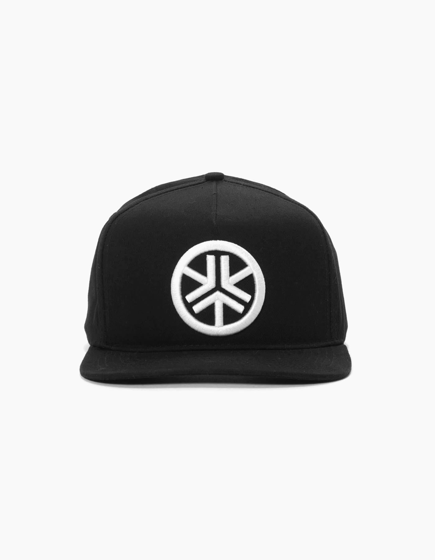 Basscon Logo Hat Black/White