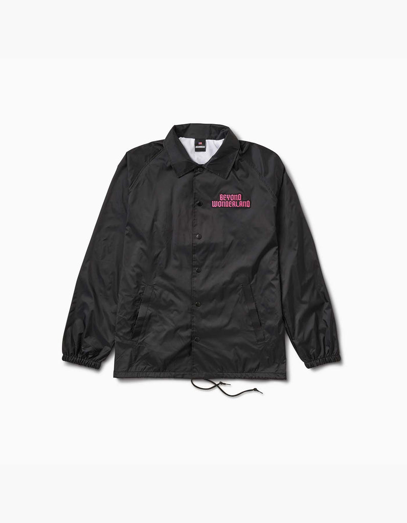 Beyond Wonderland Shield Coaches Jacket