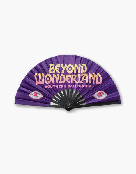 Beyond Wonderland Vision Fan