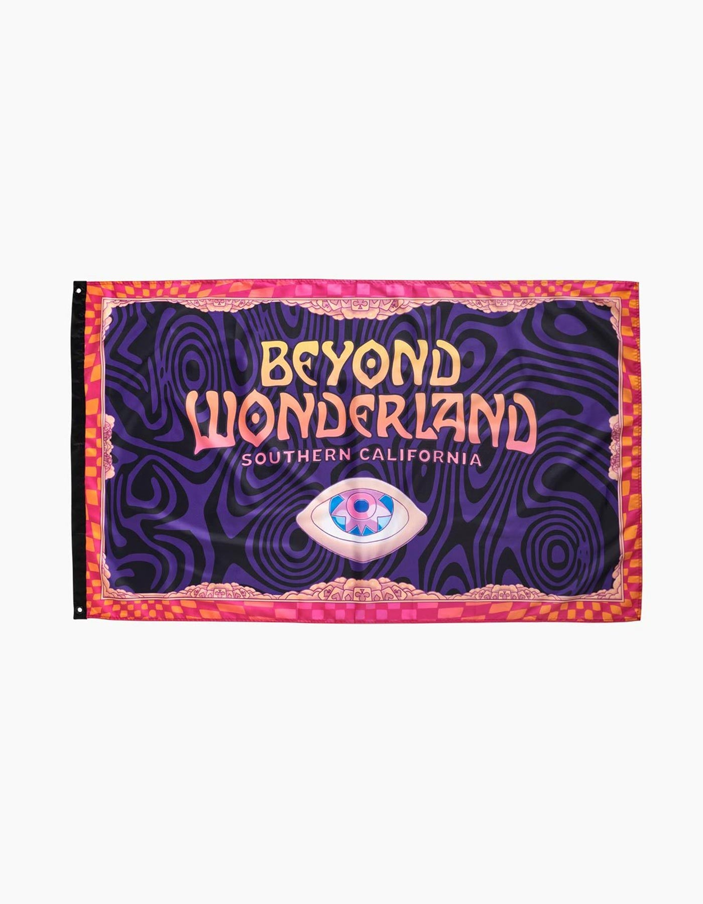 Beyond Wonderland Warpzone Flag