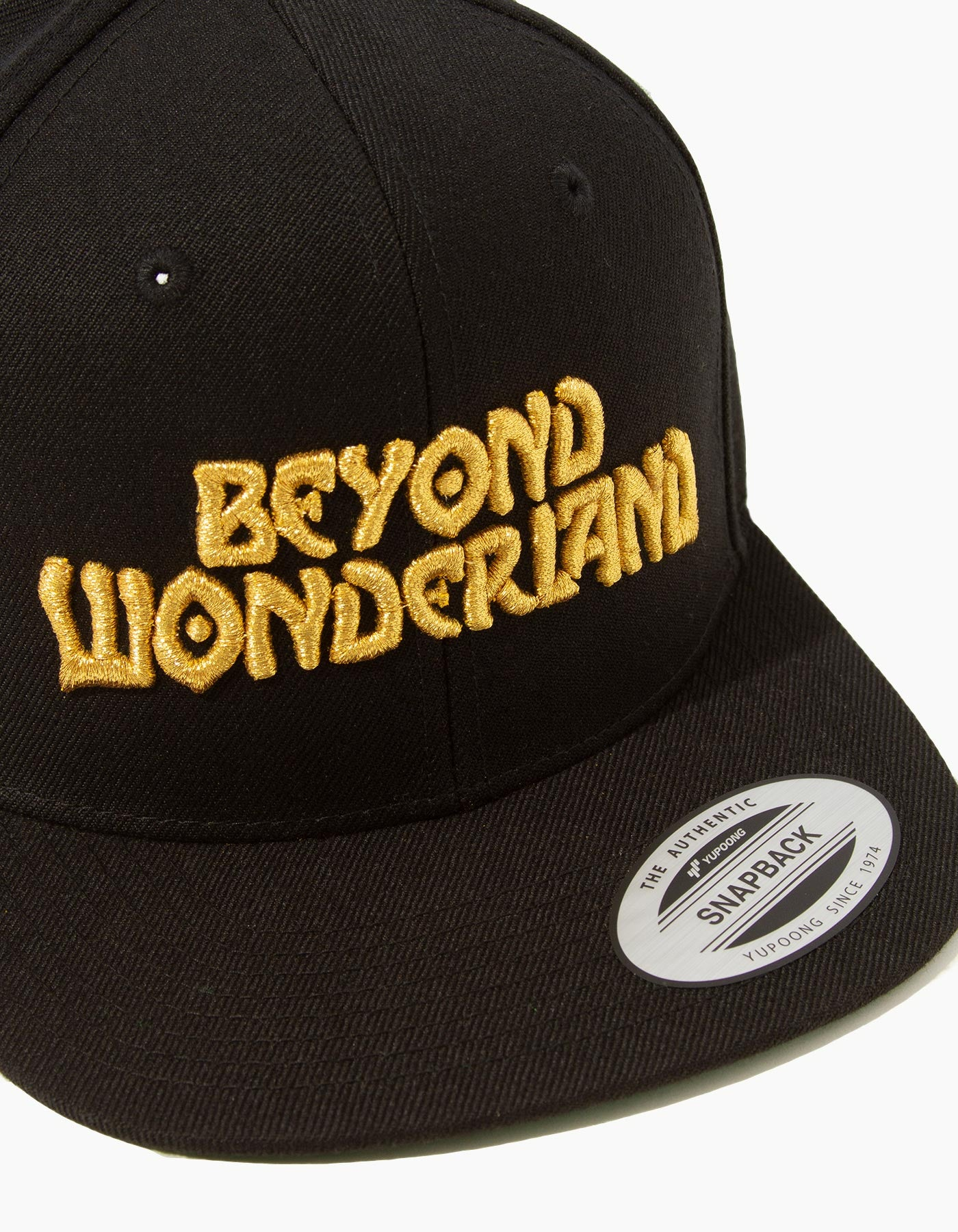 Beyond Wonderland Gold Wonderland Hat