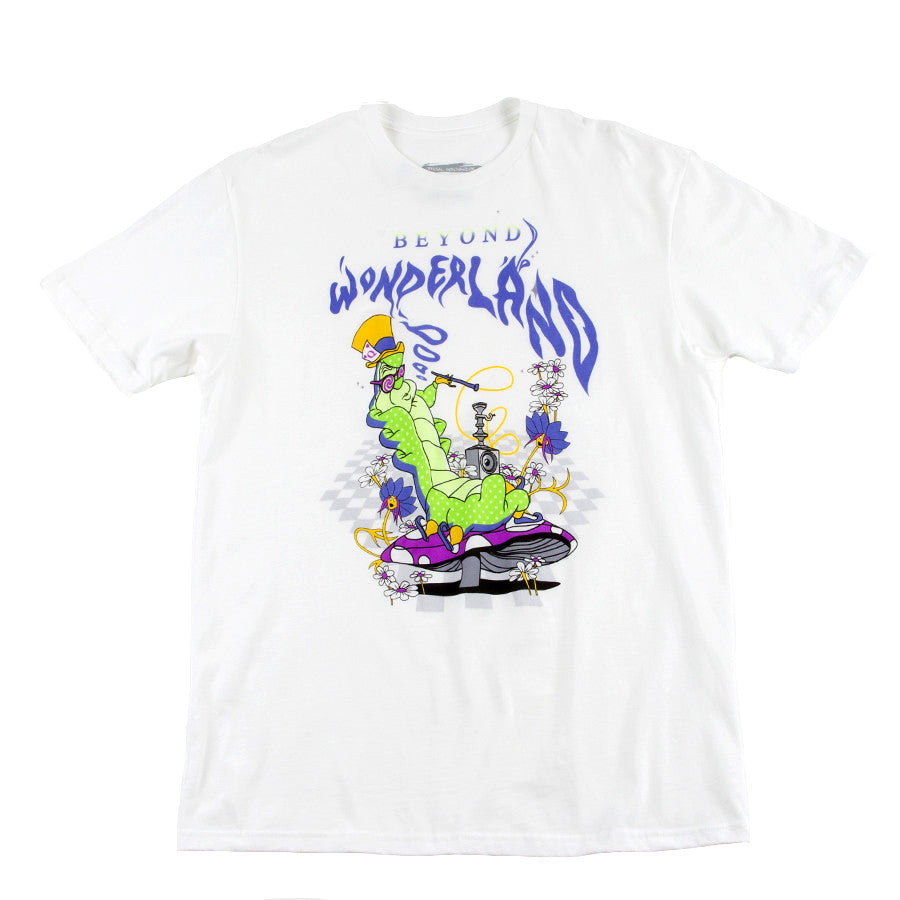 D  Beyond Wonderland Caterpillar Tee