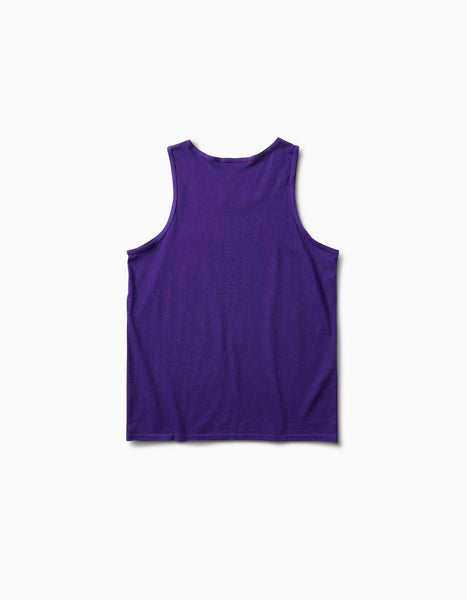 Basscon Fade Tank Purple