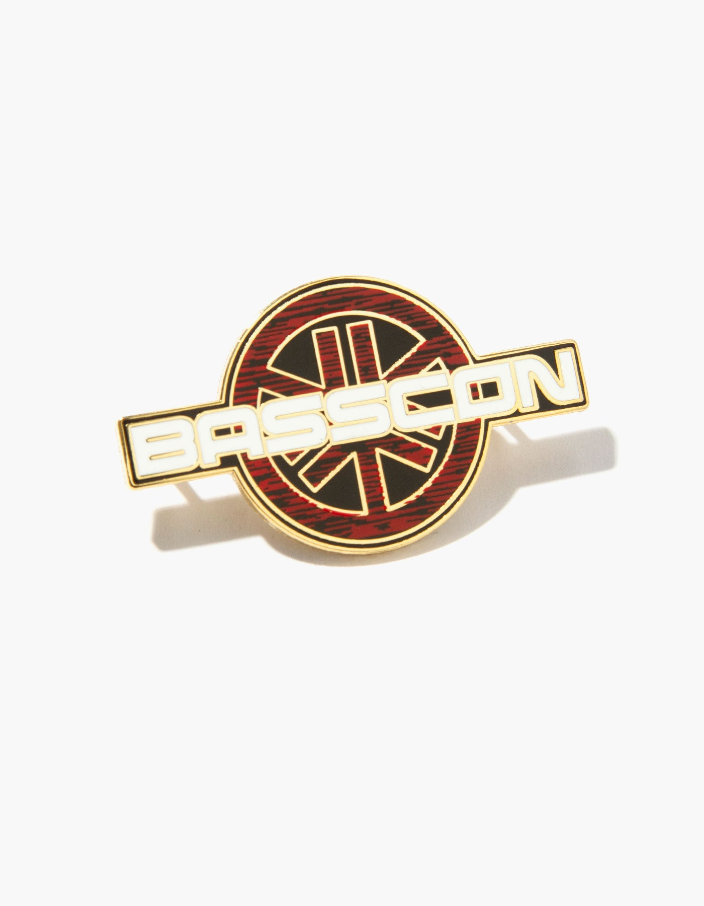 Basscon Badge Pin