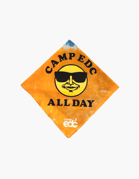 EDC Camp EDC All Day All Night Bandana