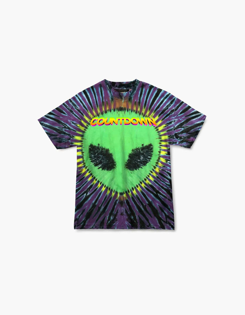 Countdown 2019 Alien Man Tee