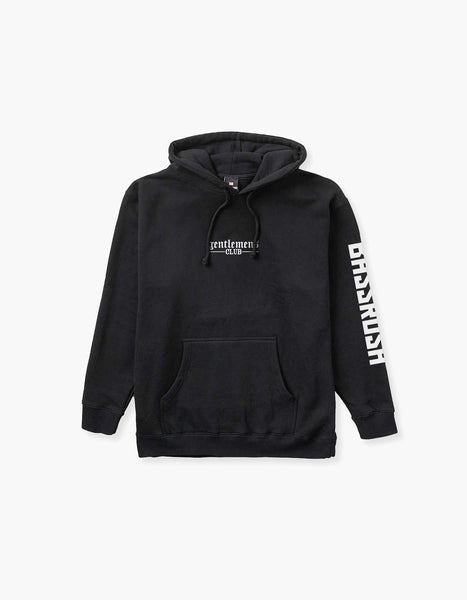Countdown 2019 Bassrush Records x Gentlemen's Club Hoodie
