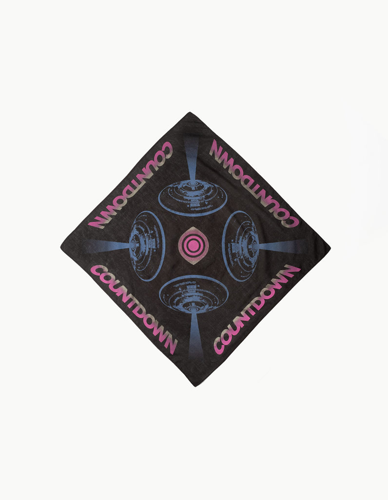 Countdown 2018 - Abduction Bandana