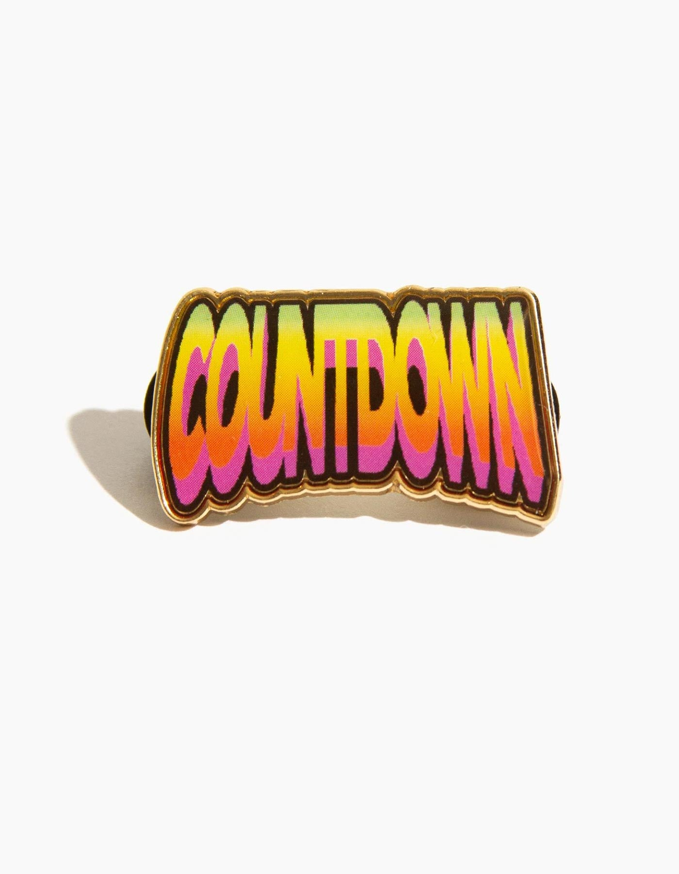 Countdown 2019 Invasion Pin