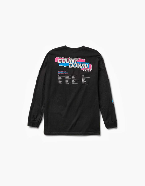 Countdown 2017 - Time Trial L/S Tee