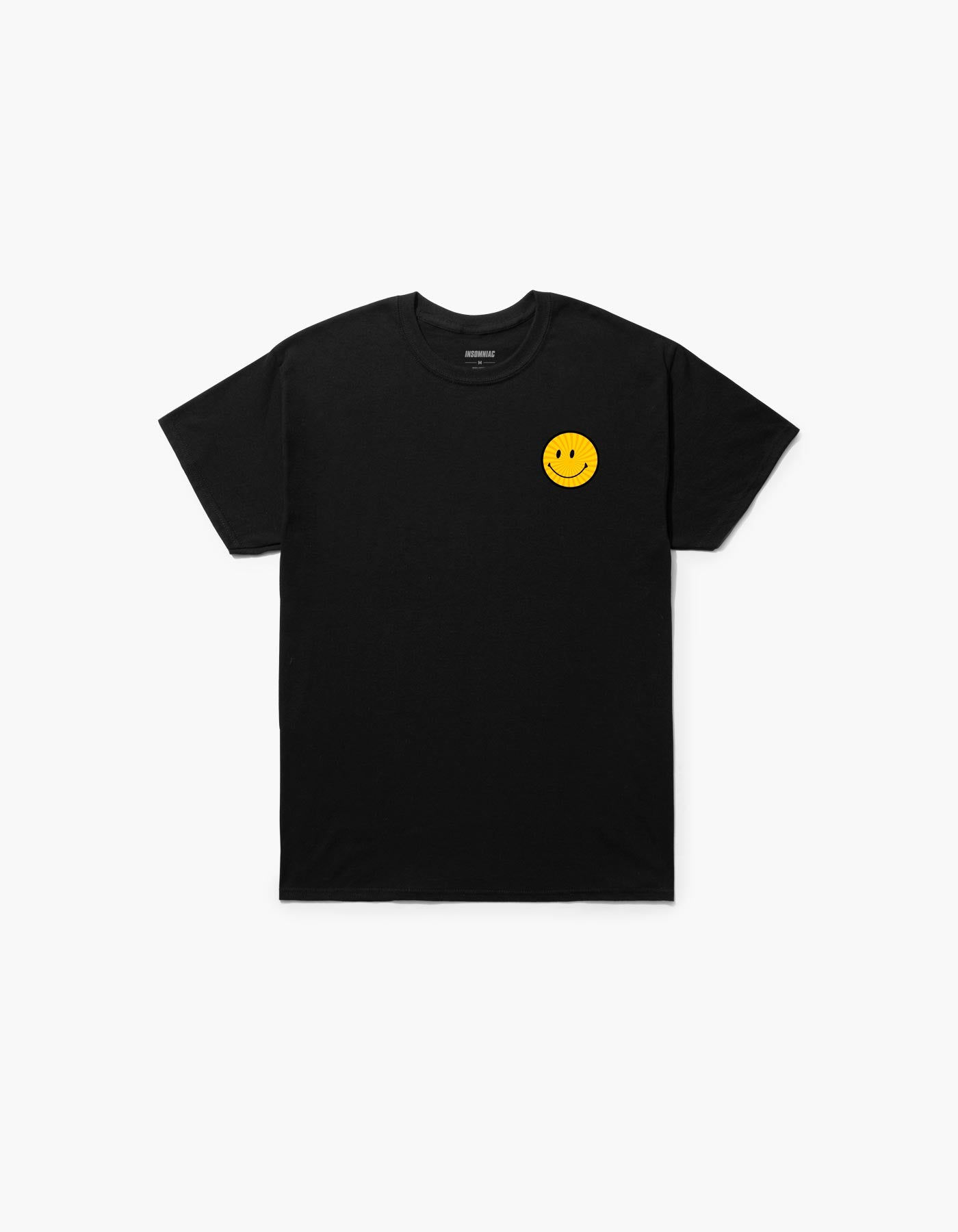 Day Trip Smile Tee Black