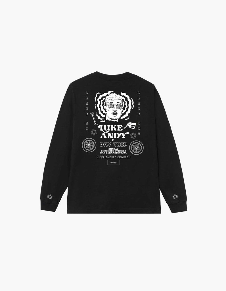 Luke Andy X Day Trip L/S Tee