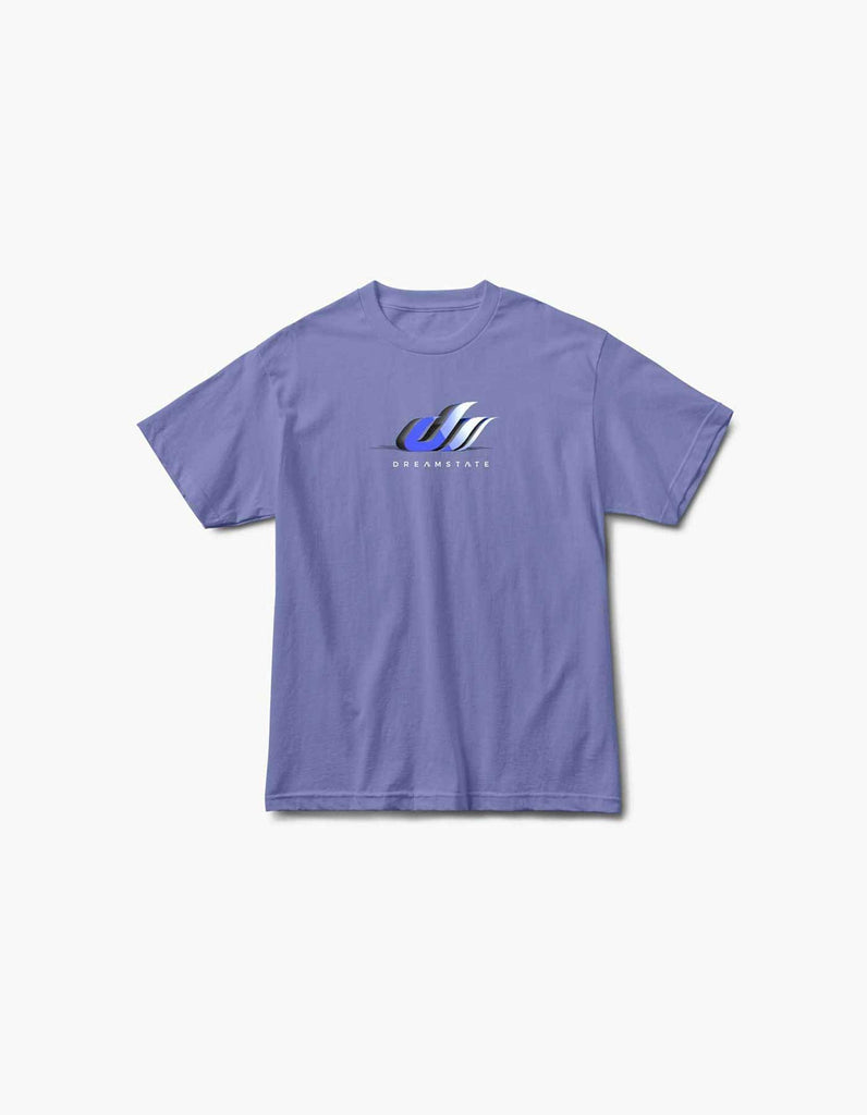 Dreamstate Dimension So Cal 2018 Line Up Tee Blue