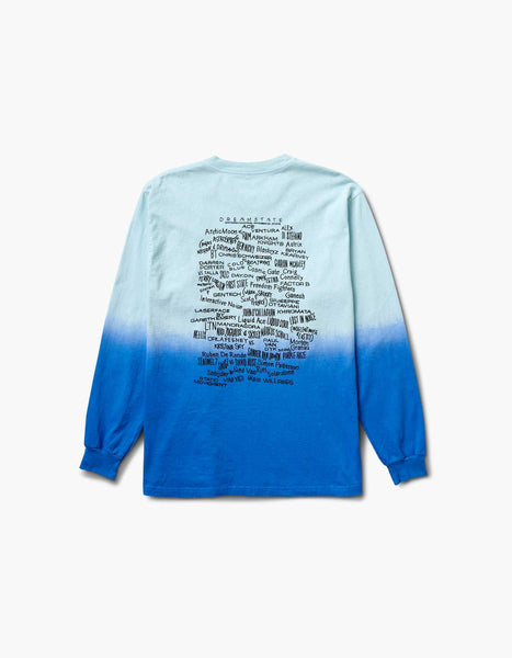 Dreamstate Notes So Cal 2018 Line Up L/S Tee