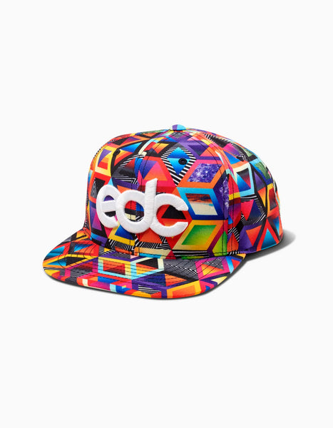 EDC Electric Realm Cap