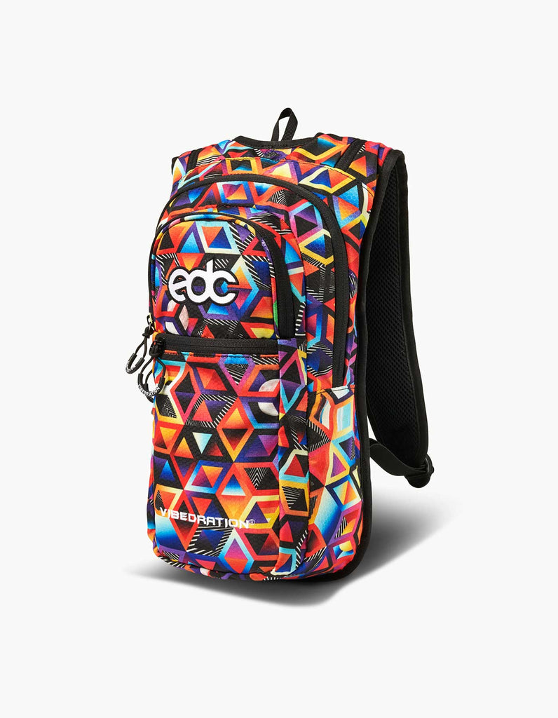 EDC Electric Realm Hydration Pack
