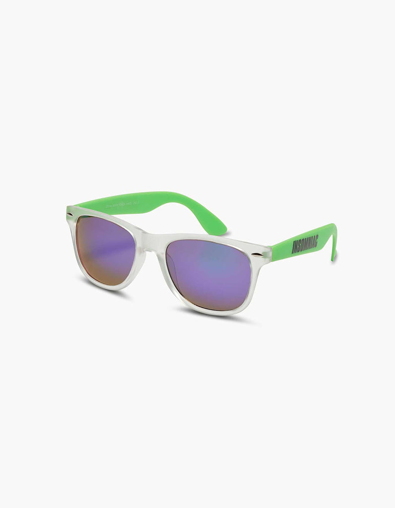 Insomniac Day Break Sunnies Lime Green