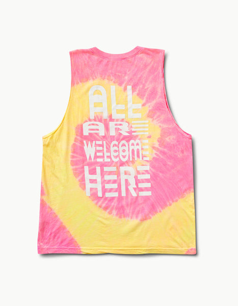 EDC All Are Welcome Here Womens Tank
