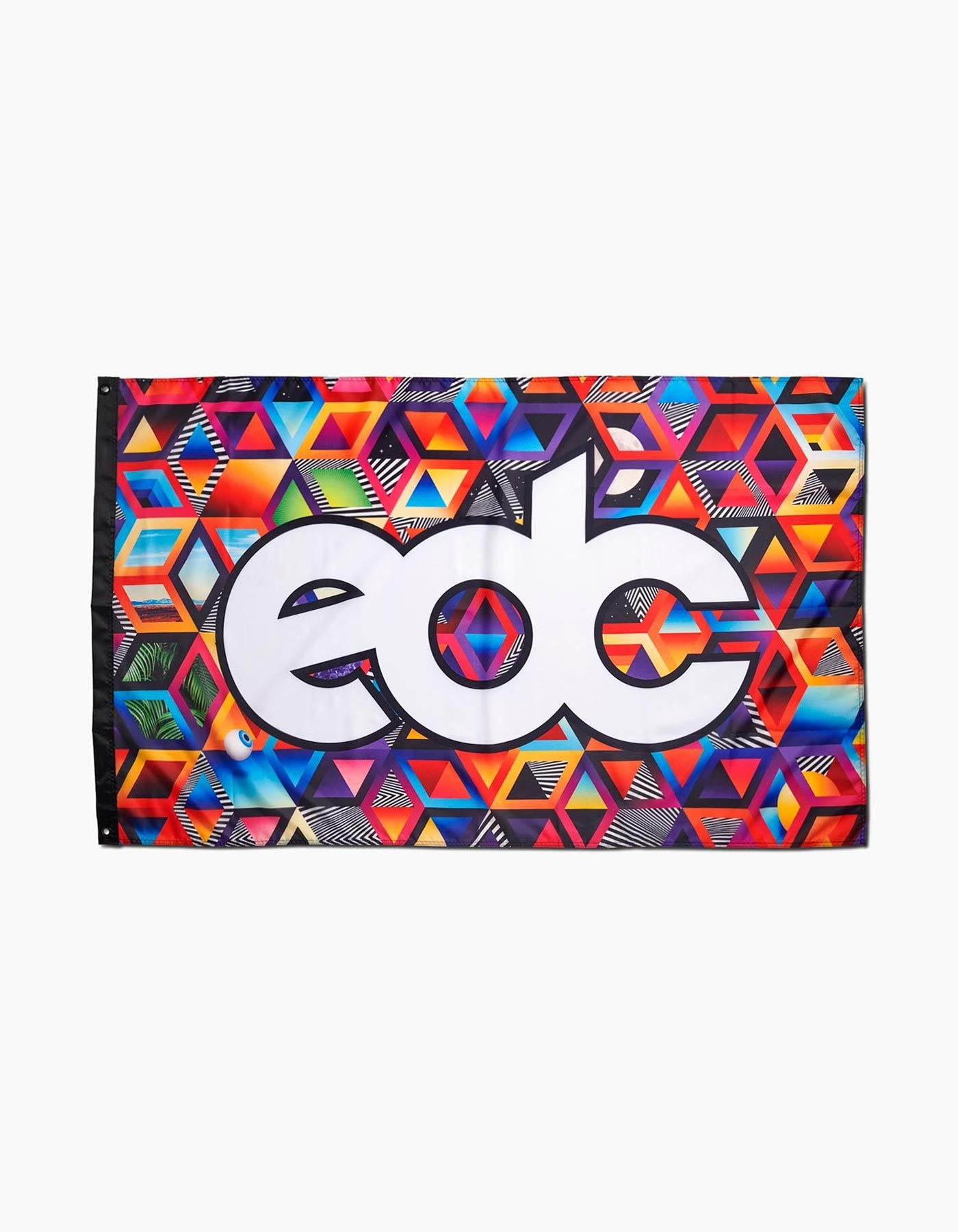 EDC Electric Realm Flag