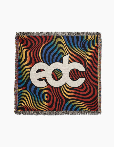 EDC Infusion Woven Blanket