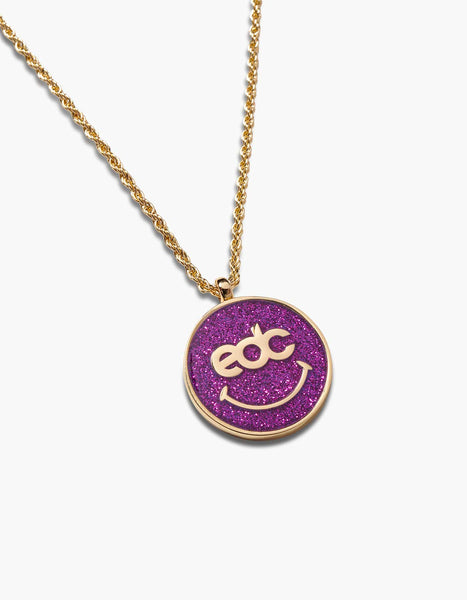 EDC Smiley Necklace