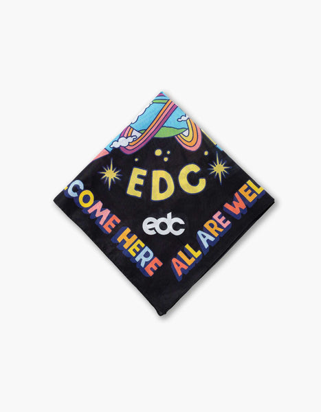 EDC All Are Welcome Bandana