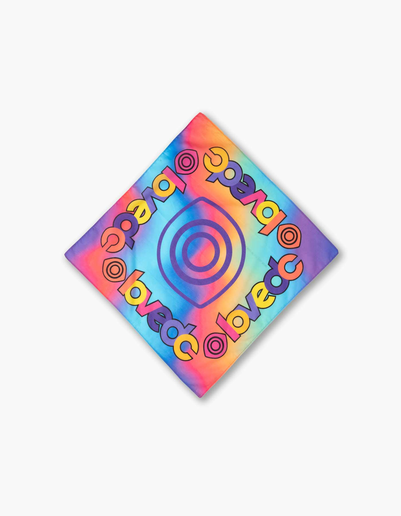 EDC Eye Love EDC Bandana