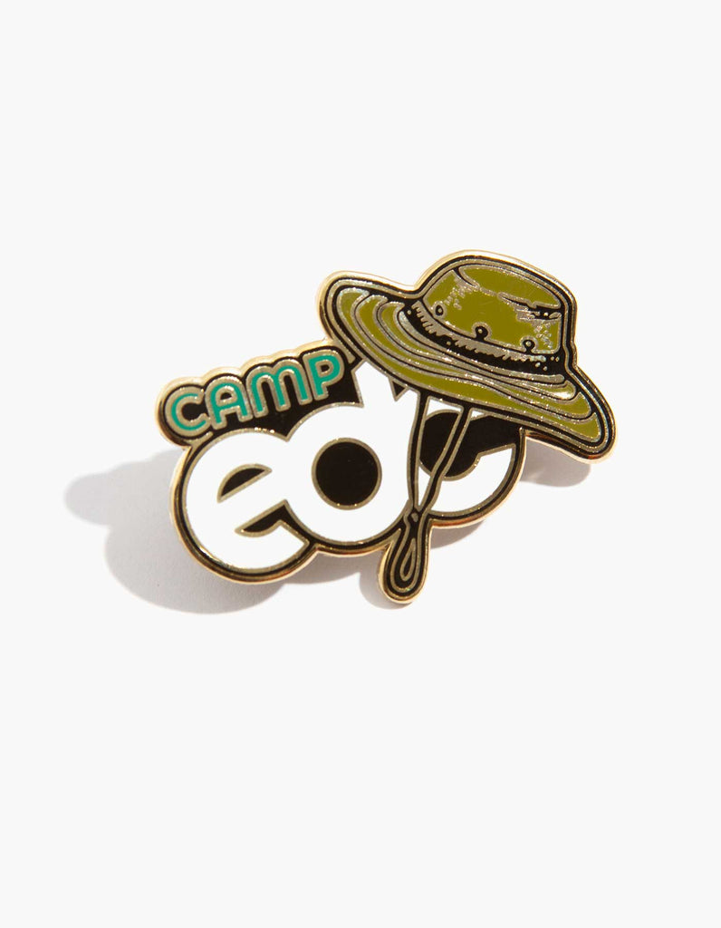 Camp EDC Vibes Pin