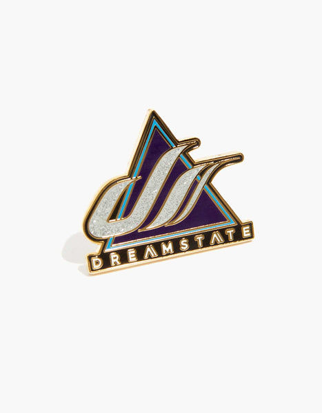 Dreamstate Dimensions Pin