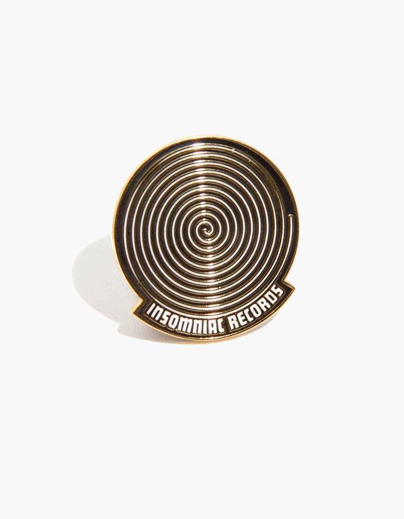 Insomniac Records Spin Pin