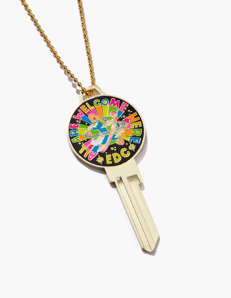 EDC Welcome to EDC Key