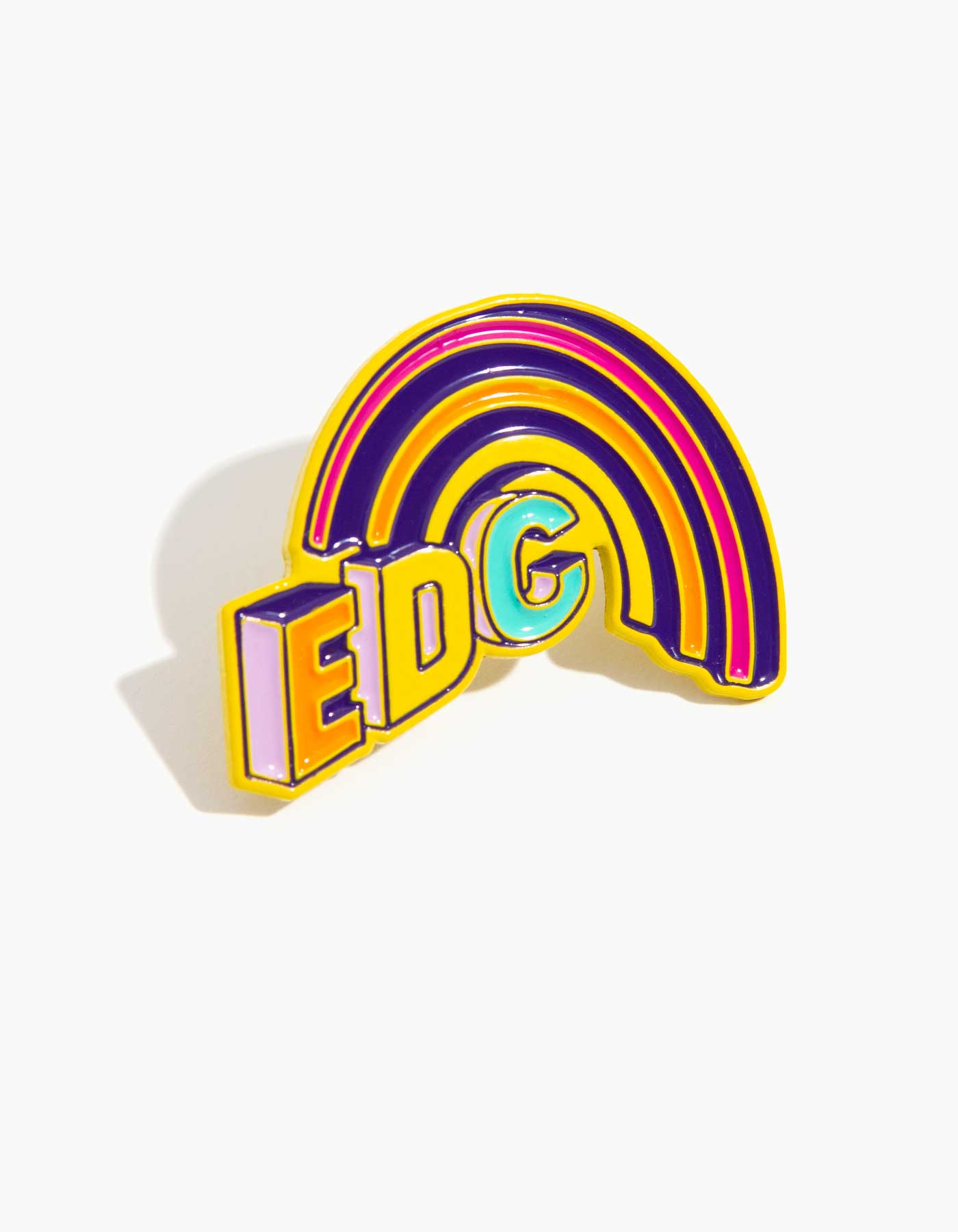 EDC Enter The Rainbow Pin