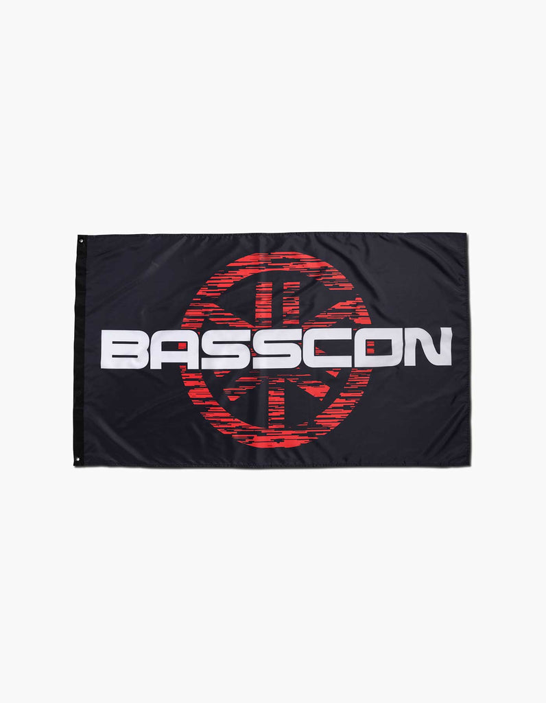 Basscon Badge Flag
