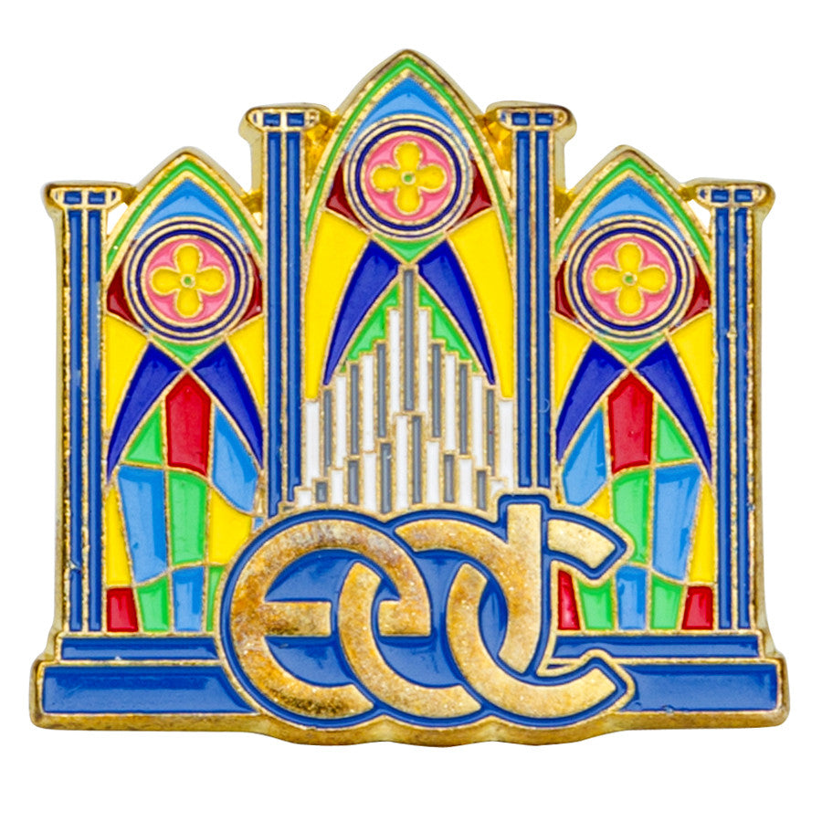 O  EDC Cathedral Pin