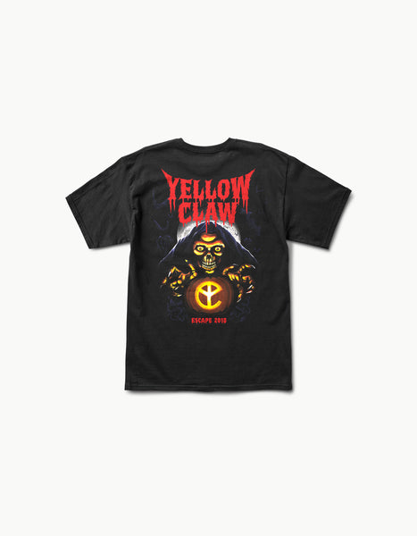 Escape x Yellow Claw Collaboration Series Tee