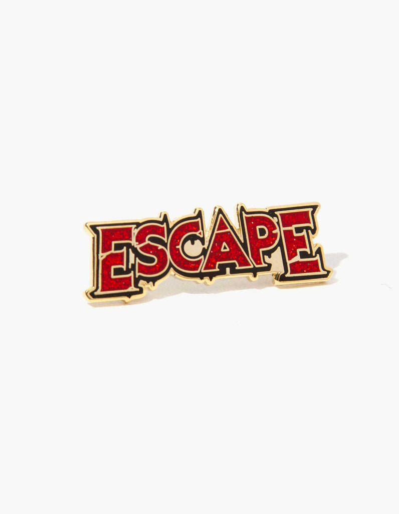 Escape 2019 Logo Pin