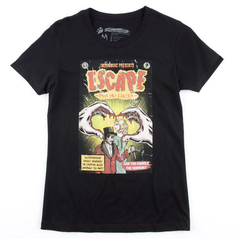 Escape Comic Book T-shirt