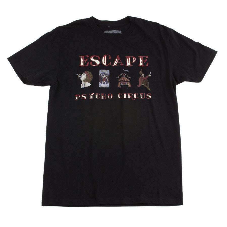 Escape Tattoo Lineup Tee
