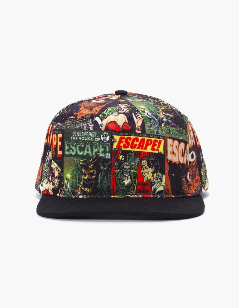 A  Escape Comic Hat