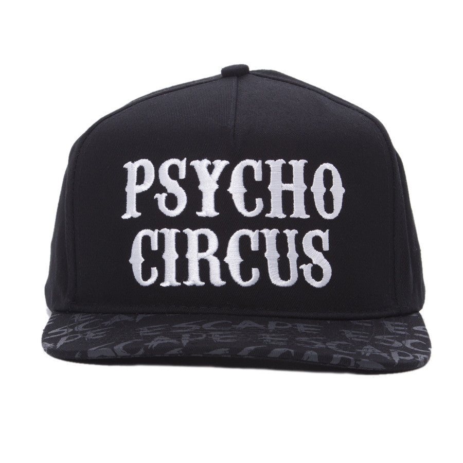 A  Escape Psycho Circus Scratchy Hat