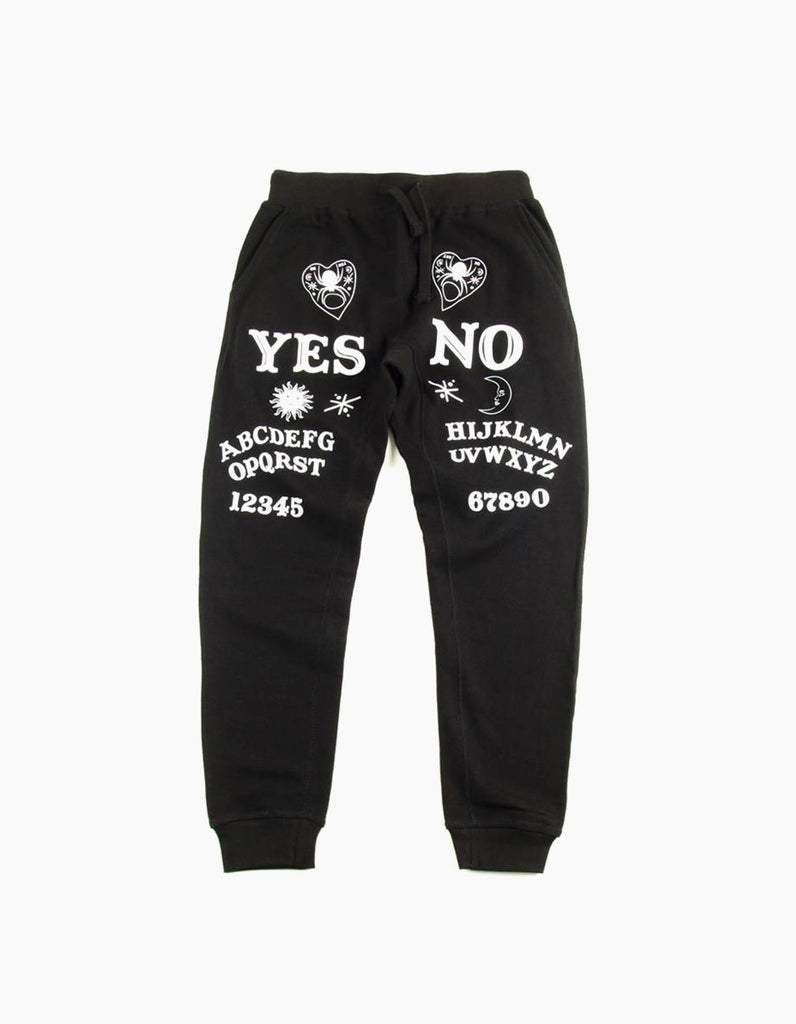 Escape Ouiji Board Sweatpants Black