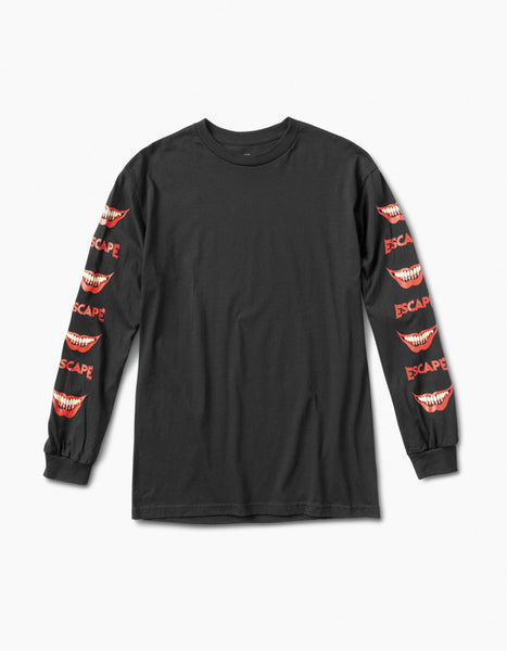 Escape Mouth L/S Tee